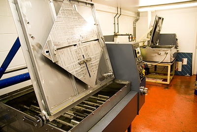 Park Graphics etching room